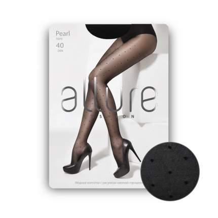 Колготки женские ALLURE ALL PEARL 40 черные 3