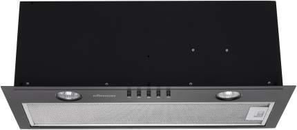 Вытяжка встраиваемая Konigin Flatbox 50 Black