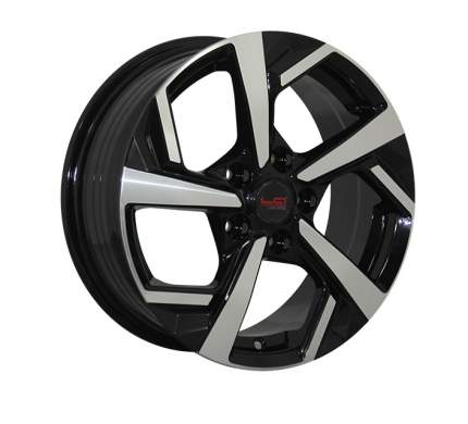 Колесные диски LegeArtis Concept-NS544 7,0\R18 5*114,3 ET40 d66,1 BKF [9279460]