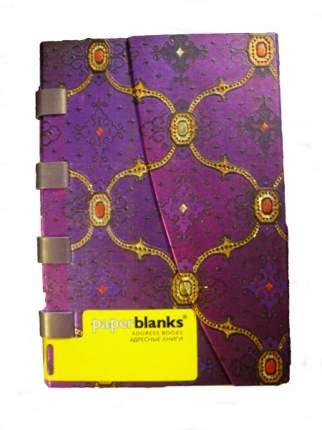Алфавитная книга Paperblanks Violet Midi 130*180 мм, 144 стр PB2204-6 (1/42) PB2204-6