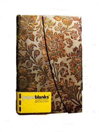 Алфавитная книга Paperblanks Honey Bloom Midi 130*180 мм