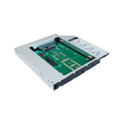 Внешний корпус для HDD/SSD AgeStar SMNF2S SATA Silver