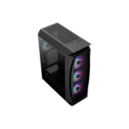 Компьютерный корпус Aerocool Aero One Frost-G-BK-v1 Black (ACCM-PB17043.11)