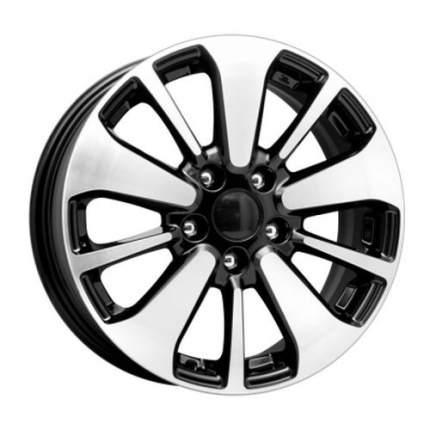 Колесные диски K&K Renault Duster (КСr688) 6,5\R16 5*114,3 ET50 d66,1 Алмаз-черный [74785]