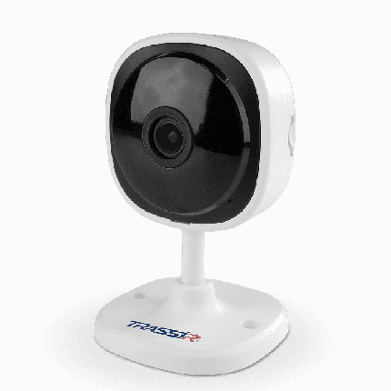 IP-камера Trassir TR-W2C1 White