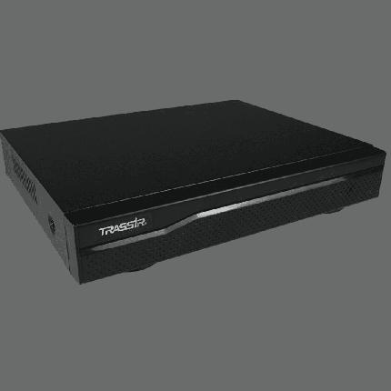Регистратор TRASSIR IP гибридный  XVR-5104