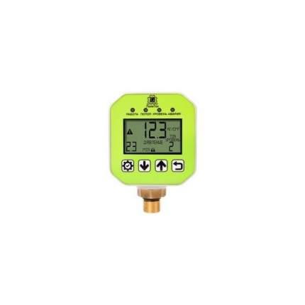 Контроллер давления Политех, расширенный резьба 3/8 2МПа с силовым кабелем