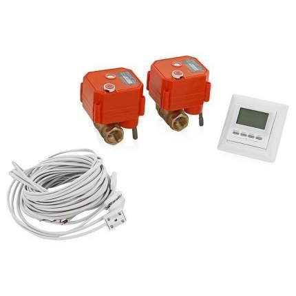 Система контроля протечки воды SPYHEAT ТРИТОН 32-002 1-1/4 дюйма - 2 крана