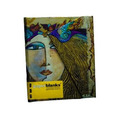Алфавитная книга Paperblanks Soul & Tears Midi 130*180 мм, 144 стр PB2201-5 (1/42) арт. PB