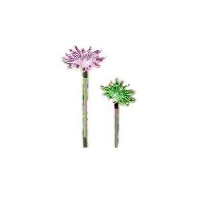 Садовый фонарь Цветок STL-7001 2шт (Садовый фонарь + Фортуна + STL-7001/70052)