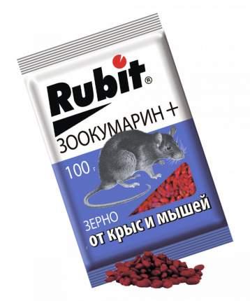Приманка Летто Rubit от грызунов, зерно, пакет 50г, А-5042