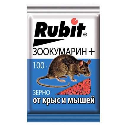 Приманка Летто Rubit от грызунов, зерно, пакет 100г, А-5040