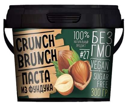 Паста Crunch Brunch из фундука 300 г