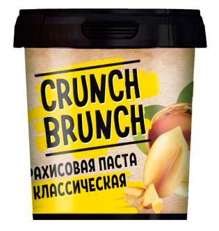 Арахисовая паста Crunch Brunch классическая 300 г