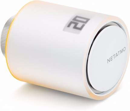 Умный радиаторный клапан Netatmo Smart Radiator NAV-EN (White)