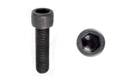 Винт DIN912 М5х25 ЦКИ 58059 12.9 окс. (200 шт) коробка