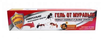 Гель Бдительный страж от тараканов и муравьев, шприц 30 мл, с ароматом ванили, ST-174