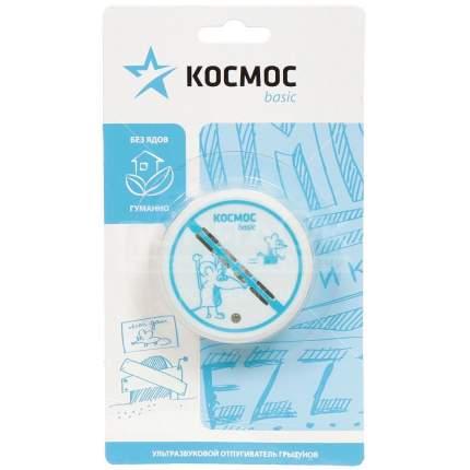 Отпугиватель насекомых Космос KOC_GH323 220В 0.5Вт, частота 7 кГц, до 30 м2, белый