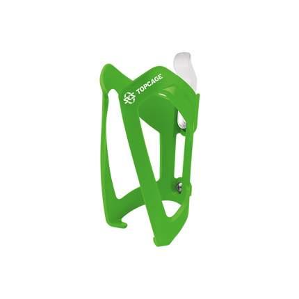 Велосипедный флягодержатель SKS TopCage зеленый