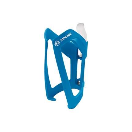 Велосипедный флягодержатель SKS TopCage синий