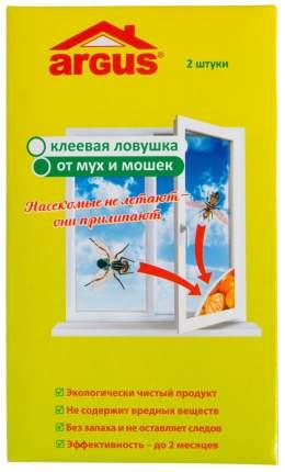Argus Ловушка Клеевая Оконная (Уголок) От Мух 2Шт