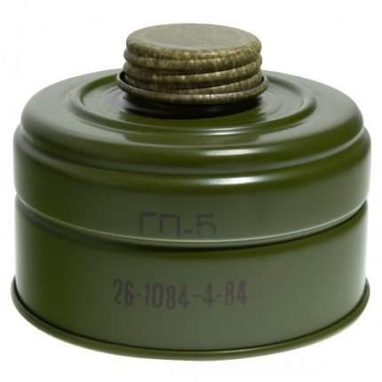 Фильтр для противогаза ГП-5 защитный 3211007 (с хранения)