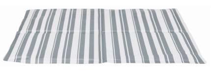 Коврик охлаждающий для собак TRIXIE 28773 текстиль, белый, серый, 50x40 см