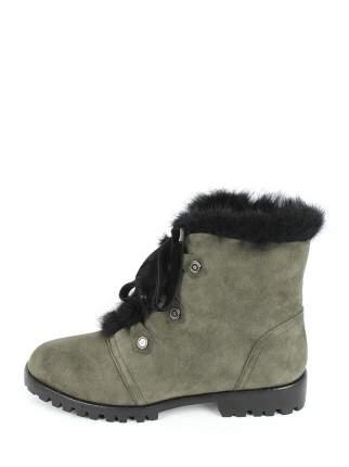 Ботинки женские Lazzaro R 8-81511-A150 зеленые 39 RU