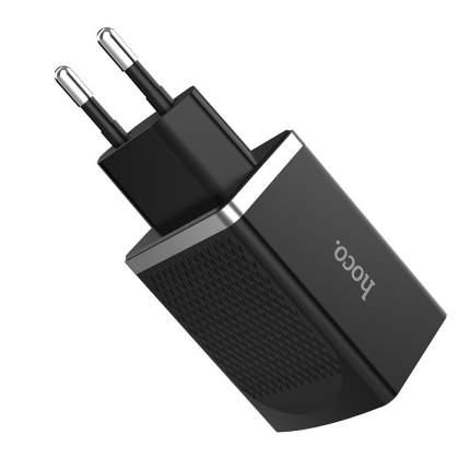 Сетевое зарядное устройство Hoco C42A Black