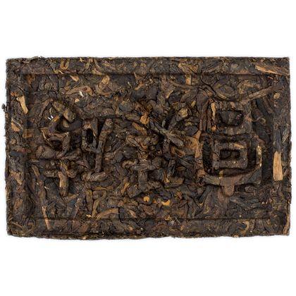Пуэр Шу Дворцовый (плитка 100 г)