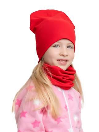 Комплект детский Веселый малыш, цв. красный р-р 46