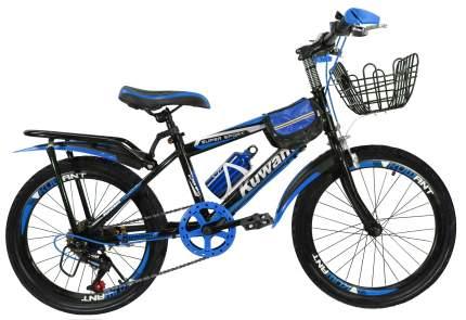 Детский велосипед Kuwant R-18 синий