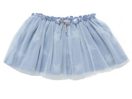 Юбка детская artie, цв. голубой, р-р 74