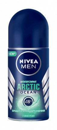 Дезодорант Nivea Arctic Ocean 50 мл