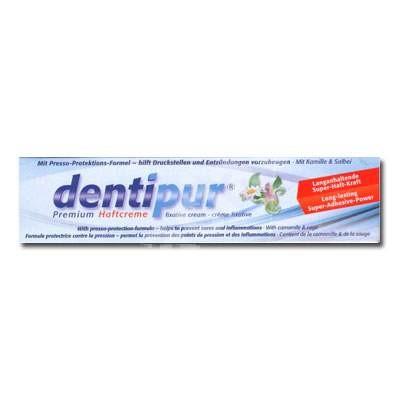 Dentipur haftcreme крем для фиксации зубных протезов (40 мл)