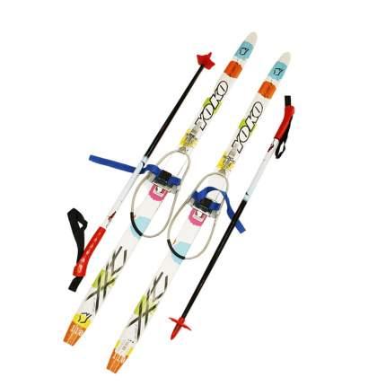 Лыжный комплект с кабельным креплением 100 STC степ Yoko multicolor