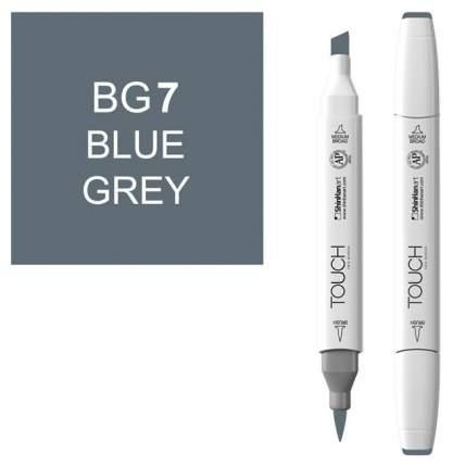 Маркер двусторонний Touch Brush CG7 Холодный серый