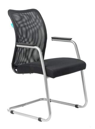 Офисный стул Бюрократ CH-599AV 1183003, серебристый/черный