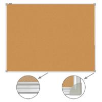 Доска пробковая для объявлений, 60x90 см