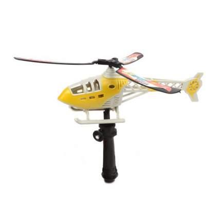 Игрушка Наша игрушка с запуском Вертолет FD384-2