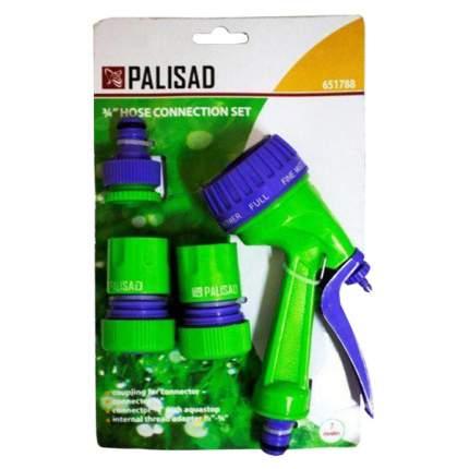 Набор для подключения шланга PALISAD 65178