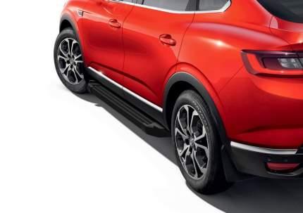 "Пороги ""Black"" Rival Nissan Terrano III 14-/Renault Arkana 19-/Duster 11-/Kaptur 20-"