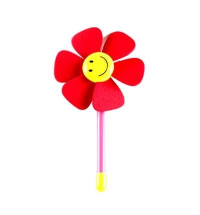 Вертушка Наша игрушка Цветочек 19,5 см, 821F4