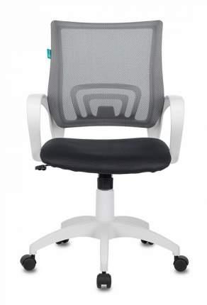 Офисное кресло Бюрократ CH-W695N/DG/TW-12 (Dark Grey/White)