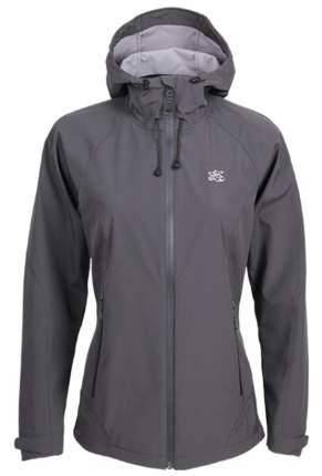 Куртка женская Proxima SoftShell серая 50/170-176