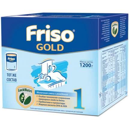 Молочная смесь Friso Gold 1 от 0 до 6 мес. 1 200 г