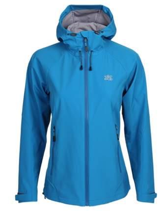 Куртка Proxima SoftShell голубая 48/170-176