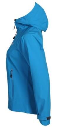 Куртка женская Proxima SoftShell голубая 48/170-176