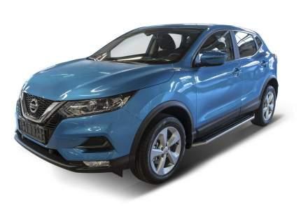 "Пороги ""Premium"" Rival Nissan Qashqai 14-/X-Trail 15-/Renault Koleos 16-20, A173ALP.4113.1"
