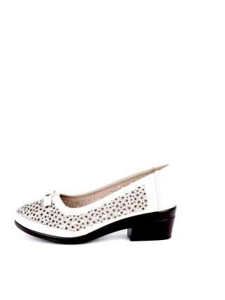 Туфли женские BERTEN M 170761 бежевые 36 RU